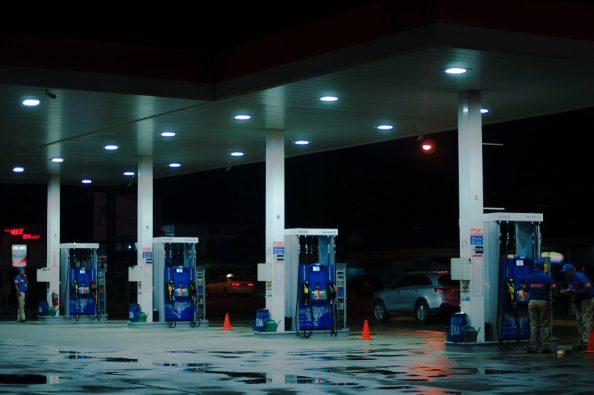 Bomba de gasolina
